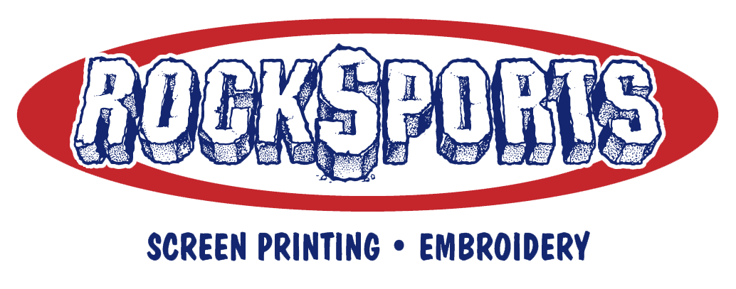 Rocksports T Shirts Screen Printing Embroidery And Fundraising